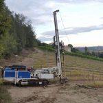 Indagini geognostiche e geotecniche per S.G.I. Spa